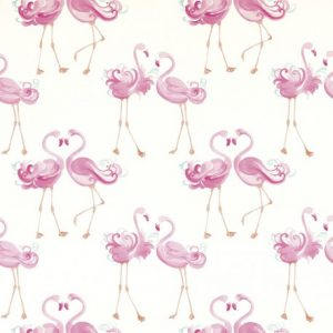 rebajas papel pintado infantil laura ashley