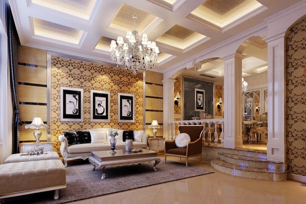 decoracion de interiores estilo arabe