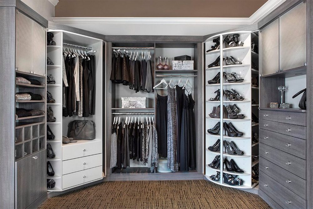 ideas de vestidor