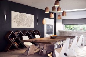 ideas para decorar comedor moderno