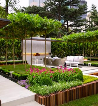 ideas para decorar tu jardin